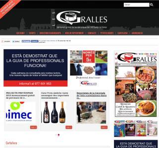 www.lesgralles.com