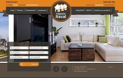 www.finquesraval.com